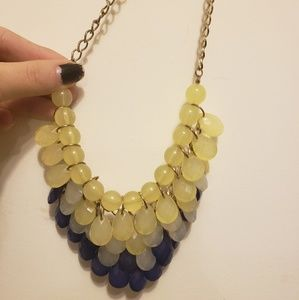 BANANA REPUBLIC • Statement necklace